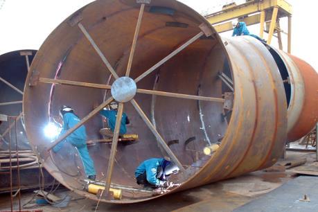 Lilama tăng tốc trên các dự án trọng điểm