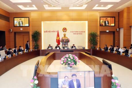 Ngày 19/3, Bộ trưởng Tư pháp sẽ trả lời chất vấn Ủy ban Thường vụ Quốc hội