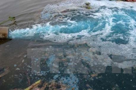 Bà Rịa-Vũng Tàu phạt doanh nghiệp gần 700 triệu đồng về hành vi xả nước thải nguy hại