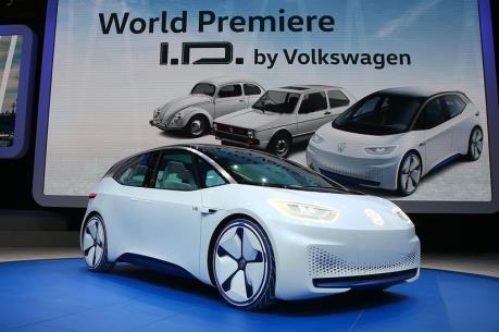 Đức đứng đầu thế giới về đầu tư phát triển xe ô tô điện