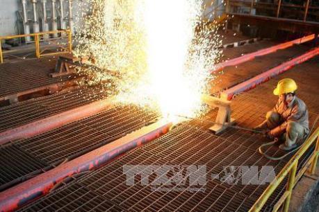 Thép Hòa Phát dẫn đầu Top 10 Doanh nghiệp vật liệu xây dựng uy tín