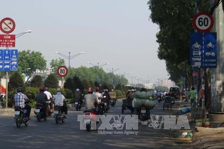 Tp. Hồ Chí Minh thông xe nhánh N1 hầm chui An Sương