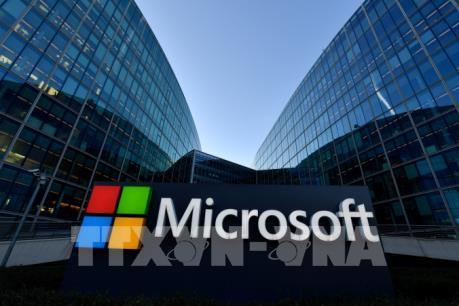 """Microsoft """"vượt mặt"""" Apple về giá trị vốn hóa lớn nhất thế giới"""