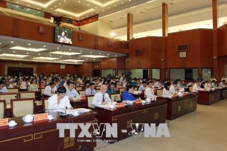 Tp. Hồ Chí Minh thông qua các nghị quyết triển khai thực hiện cơ chế, chính sách đặc thù