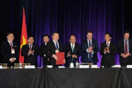 Vinalines ký thỏa thuận hợp tác với Tập đoàn Galaxy Engergy and Resources