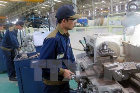Chế biến, chế tạo giữ vị thế trụ cột ngành công nghiệp