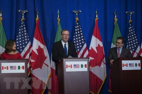 """Đàm phán NAFTA: Vì sao chính quyền Mỹ """"mềm mỏng"""" hơn? (Phần 1)"""