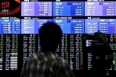Nikkei 225 giảm nhẹ trước cuộc họp của Fed