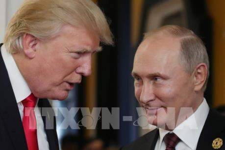 Tổng thống Nga, Mỹ điện đàm thảo luận nhiều vấn đề quan trọng