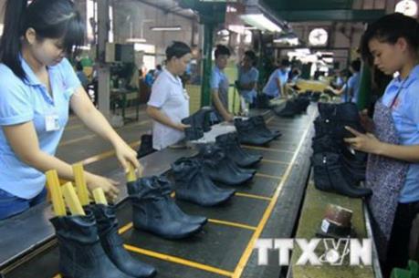 Xuất khẩu dệt may, da giày phụ thuộc nhiều vào doanh nghiệp FDI
