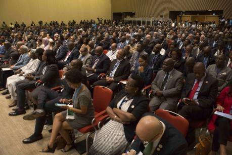 Khu vực thương mại tự do châu Phi được thành lập