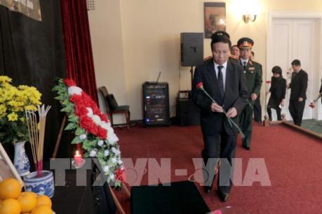 Nguyên Thủ tướng Phan Văn Khải đóng góp to lớn vào việc củng cố quan hệ Nga - Việt Nam