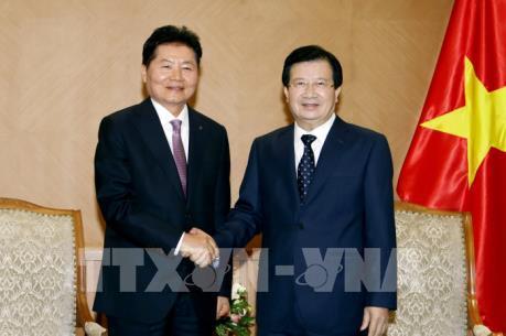Việt Nam tạo điều kiện thuận lợi cho các mặt hàng nông sản Hàn Quốc