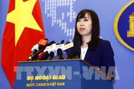 Việt Nam kiên quyết bác bỏ điều chỉnh Quy chế nghỉ đánh bắt cá trên biển của Trung Quốc