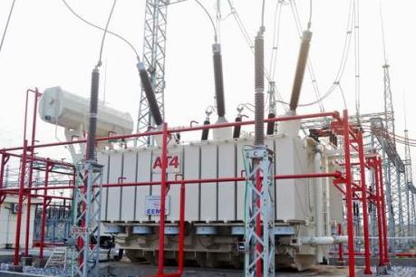 Đưa vào vận hành máy biến áp 220 kV thứ 2 tại trạm Đông Anh