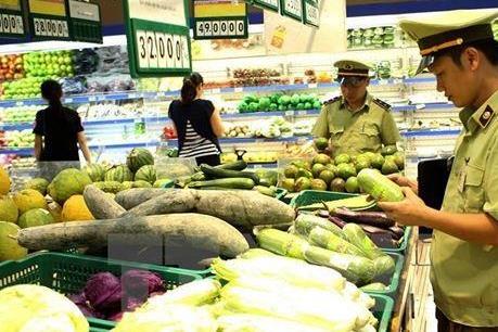 Thí điểm thực hiện thanh tra chuyên ngành an toàn thực phẩm tại 7 địa phương