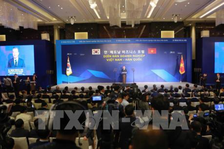Cộng đồng doanh nghiệp Việt Nam – Hàn Quốc mong muốn được tạo thêm thuận lợi