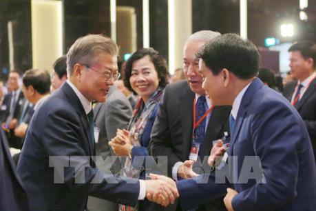 Hà Nội xác định Hàn Quốc sẽ là đối tác quan trọng hàng đầu