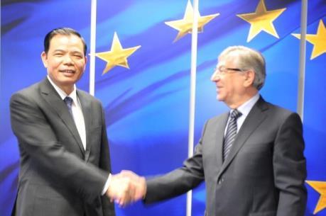 Việt Nam quyết tâm chống khai thác IUU
