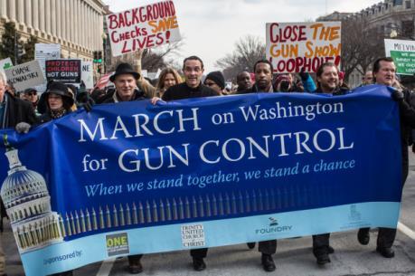 Mỹ: Phòng trào đòi kiểm soát súng đạn gia tăng áp lực với các nhà lập pháp