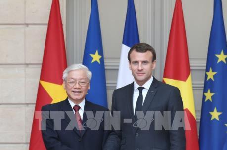 Giải đoạn mới cho quan hệ Việt Pháp