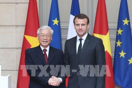 Báo chí Pháp đánh giá tích cực chuyến thăm chính thức của Tổng Bí thư Nguyễn Phú Trọng