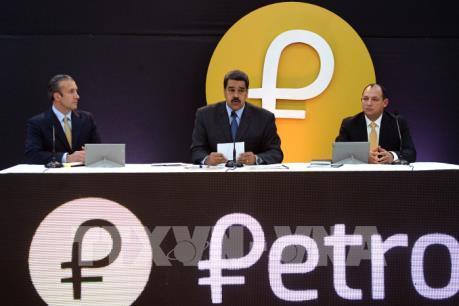 Đồng tiền ảo petro chập chững nhích bước tại thị trường Venezuela