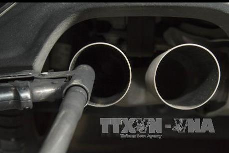 Tp.HCM nghiên cứu thí điểm kiểm tra khí thải mô tô, xe gắn máy