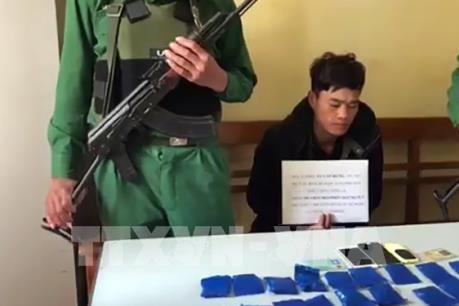 Sơn La: Bắt đối tượng mua bán, vận chuyển trái phép lượng lớn ma túy