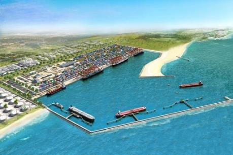 Công ty Trung Quốc khởi công xây dựng cảng biển tầm cỡ thế giới ở Nigeria