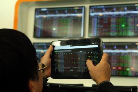 Chứng khoán ngày 22/10: Nhóm cổ phiếu ngân hàng tăng mạnh
