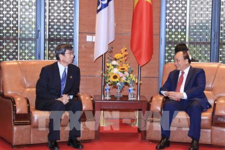 Hội nghị GMS6 - CLV10: Thủ tướng Nguyễn Xuân Phúc tiếp Chủ tịch ADB