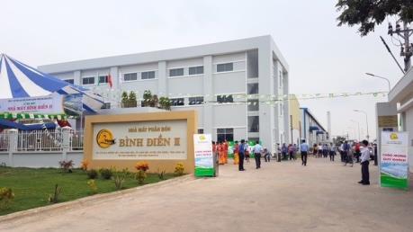 Long An ra mắt nhà máy phân bón Bình Điền II, công suất 100.000 tấn/năm