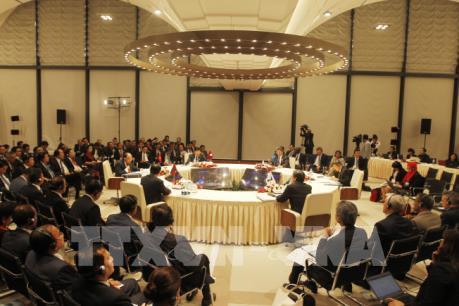 Thủ tướng Nguyễn Xuân Phúc đồng chủ trì Hội nghị Cấp cao CLV10
