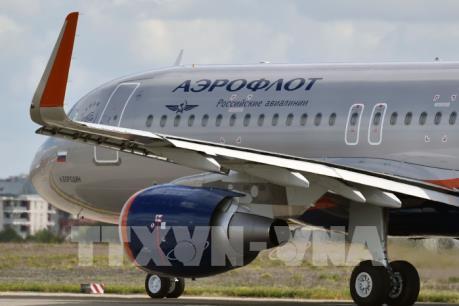 Hãng hàng không Aeroflot dừng một số chuyến bay tới Trung Quốc