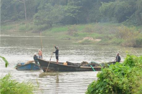 Khánh Hòa: Bất cập xử lý hoạt động khai thác khoáng sản trái phép