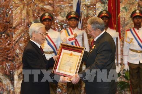 Động lực mới cho quan hệ hợp tác Việt Nam – Cuba, Việt Nam - Pháp