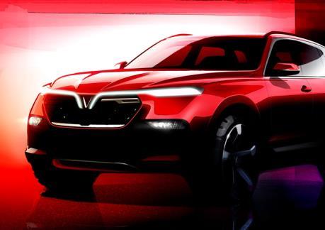 Hai mẫu ô tô Sedan và SUV của VinFast được bảo hộ sở hữu trí tuệ tại EU