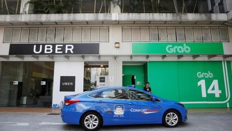 Nước Đông Nam Á thứ 3 xem xét thương vụ giữa Grab và Uber
