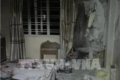 Quảng Ninh điều tra nguyên nhân vụ cháy nhà làm 4 người bị thương