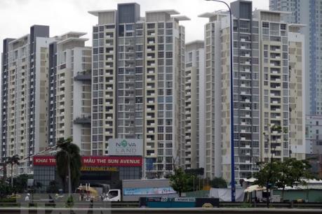 Thị trường căn hộ Tp. Hồ Chí Minh duy trì mức hấp thụ cao trong quý I
