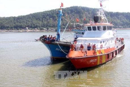 Tăng cường kiểm soát hoạt động khai thác của các tàu cá trên biển