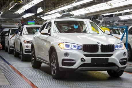 Doanh số bán ô tô tại Mỹ phục hồi trong tháng Ba