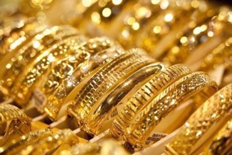 Giá vàng có thể tăng lên 1.600 USD/ounce nếu căng thẳng thương mại Mỹ-Trung leo thang