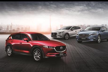 Bảng giá xe Mazda tháng 6/2018 kèm theo nhiều khuyến mãi