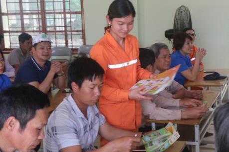 Điện lực Sơn La tuyên truyền bảo vệ an toàn lưới điện