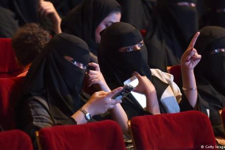 Saudi Arabia có rạp chiếu phim đầu tiên sau hơn 30 năm
