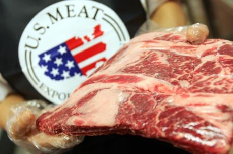 Ngành thịt bò Mỹ lo ngại trước kế hoạch đánh thuế của Trung Quốc