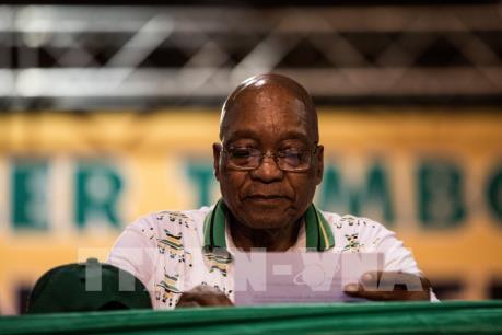 Nam Phi: Cựu Tổng thống J. Zuma ra tòa để đối mặt với các tội danh tham nhũng