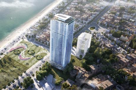Hoà Bình trúng thầu thi công dự án cao nhất Quy Nhơn